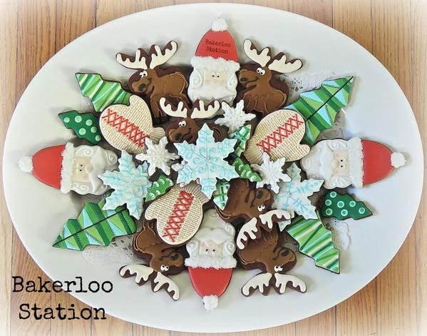 Merry Chris-moose! | Bakerloo Station