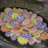 Original Butterflies and Flowers Set: Cookies and Photo by Bakerloo Station