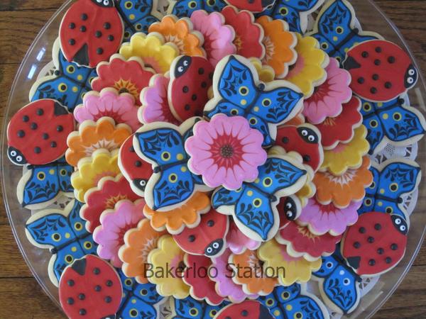 Flowers & Butterflies pm