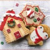#9 - Knit Christmas Cookies: By Evelindecora