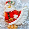Christmas Chicken!: By Little City Cookies