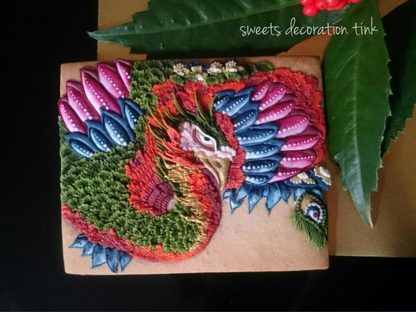 7 - Phoenix by sweets decoration Tink
