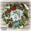 #8 - Winter Birds Wreath: By Bakerloo Station