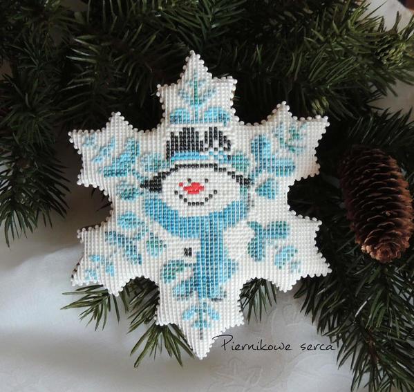 #6 - Snowflake by Piernikowe Serca