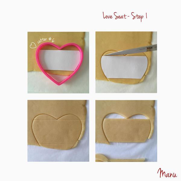 Love Seat - Step 1
