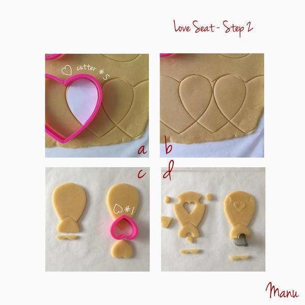 Love Seat - Step 2