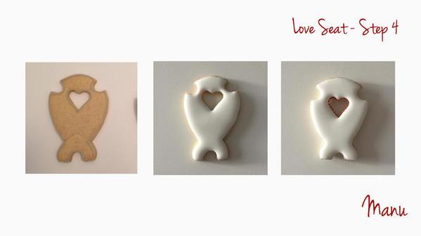 Love Seat - Step 4