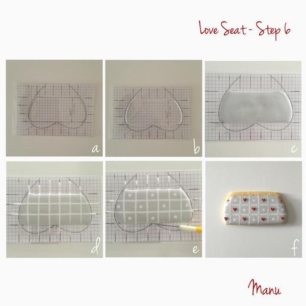 Love Seat - Step 6