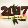2017 Cookie Calendar Avatar: Cookie and Photo by Killer Zebras