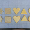 Vanilla Comparisons - Series 1 with 1 Tablespoon Vanilla Flavouring: Cookies and Photo by Liesbet Schietecatte