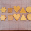 Vanilla Comparisons - Series 2 with Equivalent of 3 Vanilla Beans: Cookies and Photo by Liesbet Schietecatte