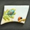 Iridescent Beetle and Ladybird: Photo and Cookie by Honeycat Cookies