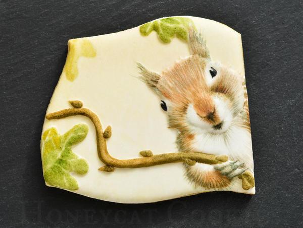 Oak Leaf Cookiesaw5