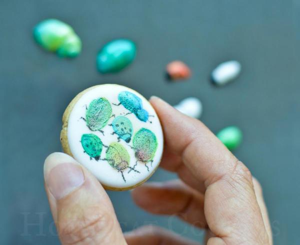 Oak Leaf Cookiesaw9