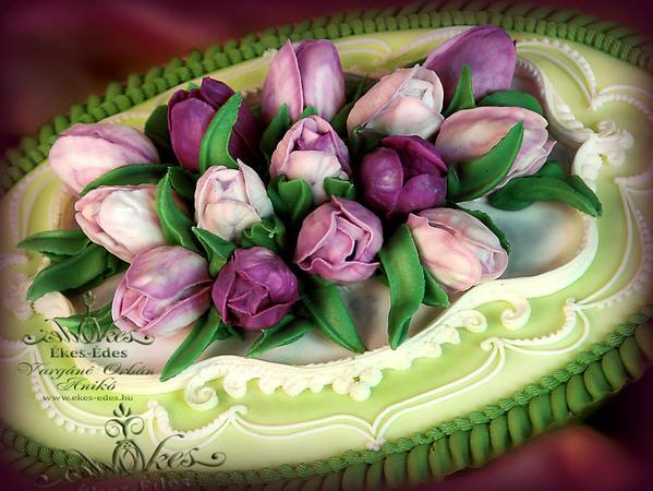#1 - Tulips by Anikó Vargáné Orbán