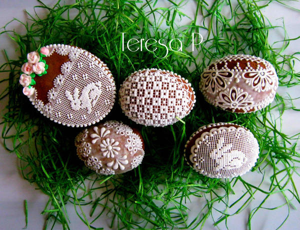 #2 - Jajka Wielkanocne by Teresa Pękul
