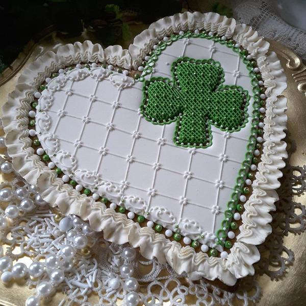 #1 - An Irish Valentine by Teri Pringle Wood