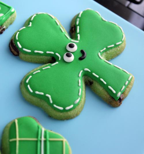 #4 - Smiley Shamrock by Gwen's Kitchen Creations