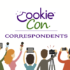 CookieCon 2017 Correspondents Banner: Clip Art from Shutterstock; CookieCon Logo Courtesy of CookieCon; Cookie Connection Logo by Pretty Sweet Designs