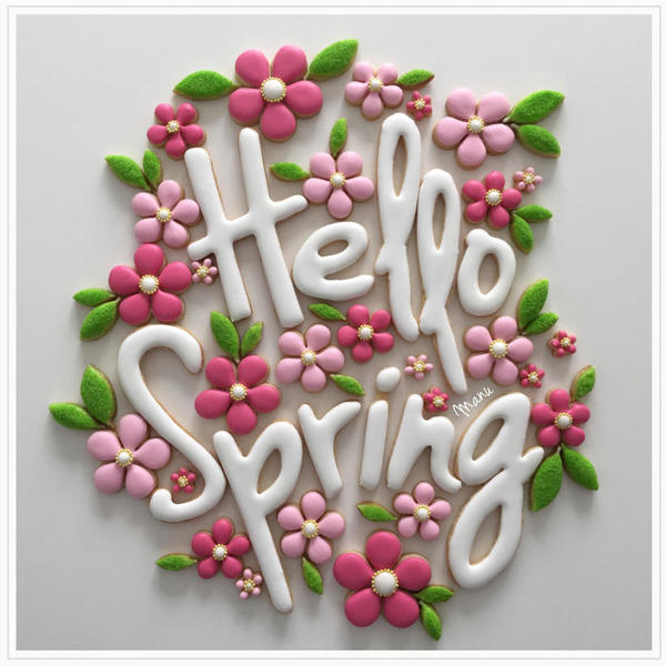 #2 - Hello Spring! by Manu