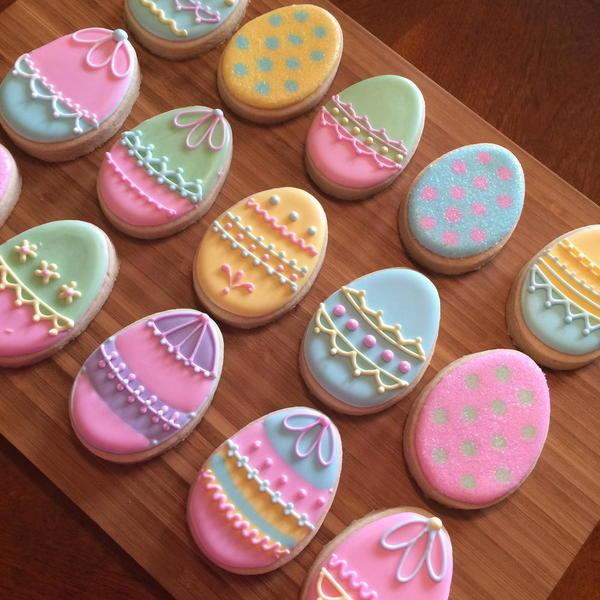 #8 - Easter Eggs by heidijo