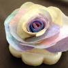 Wafer Paper Flower: Flower by Angela Niño; Photo by Kate Sullivan
