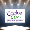 CookieCon 2017 Sugar Show Banner: Logo Courtesy of CookieCon; Clip Art from Shutterstock; Graphic Design by Julia M Usher