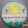 Cross-Stitch Bunny: By Kelcy Workman