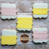 Lace Cookies: By Kelcy Workman