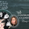Dany Lind's Cookier Close-up Banner: Cookie and Photos by Dany Lind; Graphic Design by Julia M Usher