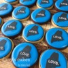 State of Maine Cookies: Cookies and Photo by Dany Lind