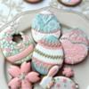 #3 - Easter Cookies: By Sugarcat
