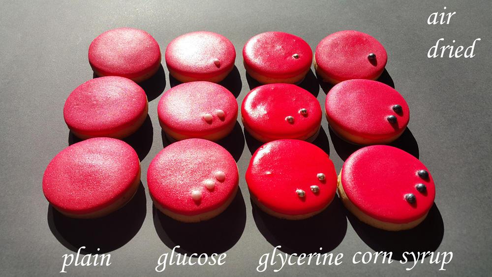 Dri ed glucose