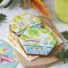 """""""Summer Fun"""" April Stencil of the Month: Cookies and Photo by Julia M Usher; Stencil Designs by Julia M Usher in Partnership with Stencil Ease"""