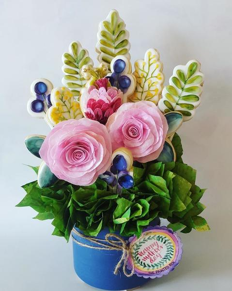 #2 - Mother's Day Bouquet by The Painted Box