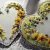 #6 - Hearts and Flowers: By E. Kiszowara MOJE PIERNIKI