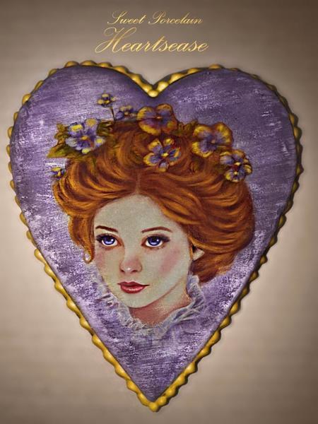 #7 - Heartsease by GingerbreadFairy