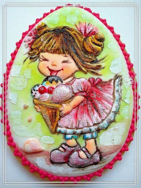 #10 - A Little Girl by Petrova