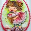 #10 - A Little Girl: By Petrova