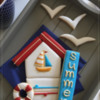 Nautical Cookie Platter - All Done!: Design, Cookies, and Photo by Manu