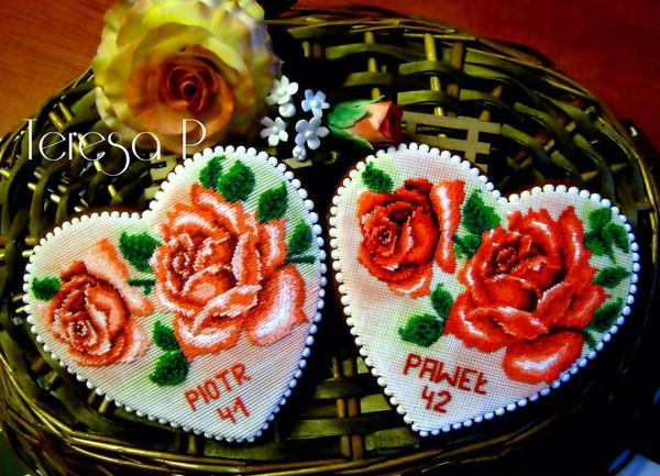 #1 - Róże dla Braci by Teresa Pękul