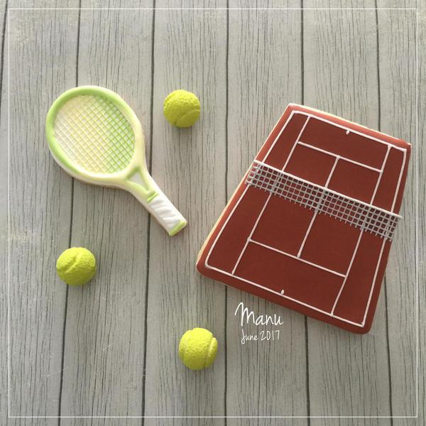 #4 - Tennis by Manu