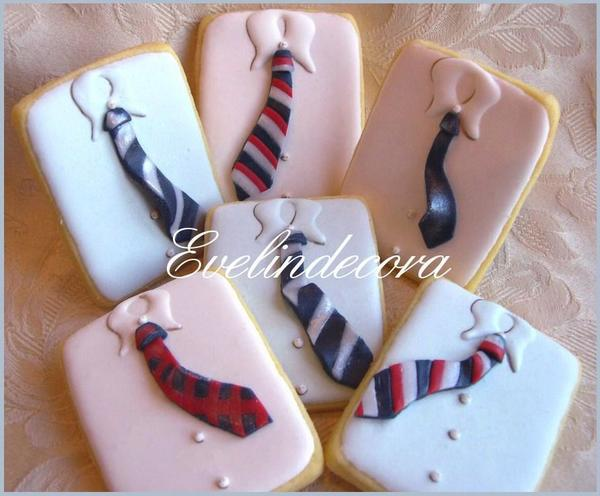 #9 - Shirt Cookies by Evelindecora