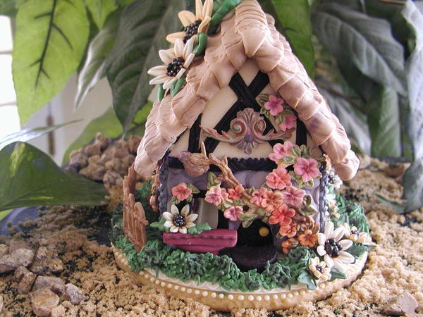 #3 - Daisy Cottage by Cookies Fantastique by Carol