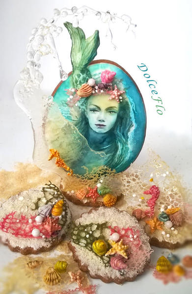 #4 - The Song of the Siren by Dolce Flo