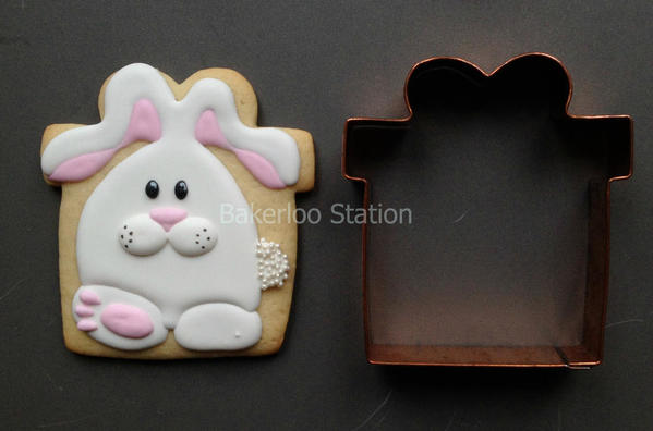 Bunny Present Cutter pm