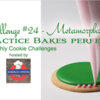Practice Bakes Perfect Challenge #24 Banner: Photo by Steve Adams; Graphic Design by Julia M Usher