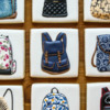 Back-to-School Backpack Set: Where We're Headed!: Cookies and Photo by Aproned Artist