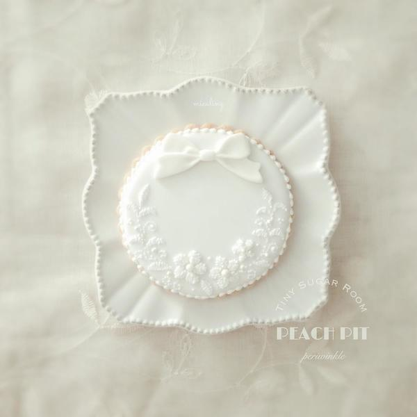 #8 - A White Cookie by micaling @ PEACH PIT