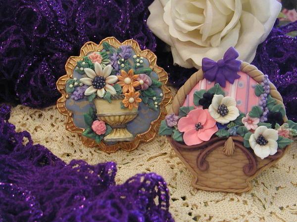 #6 - Oodles of Flowers by Cookies Fantastique by Carol